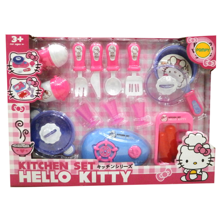 Kitchen Set Hello Kitty 662-8