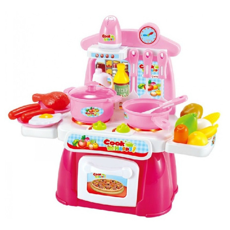 Cook Happy Kitchen Playset 889-40