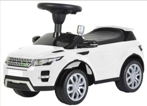 Ride on Range Rover Evoque - White