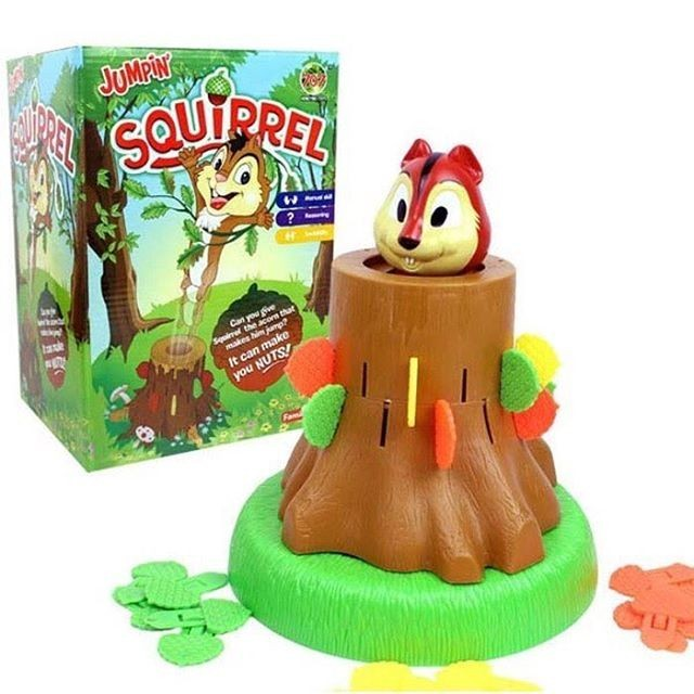 Jumping Squirel 707-40