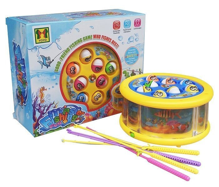 Master Fishing Fun 20229 (warna - random)