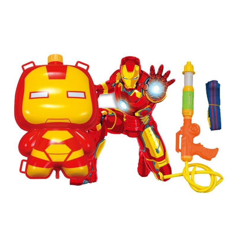 Water Gun Iron Man (pistol air) NB02891