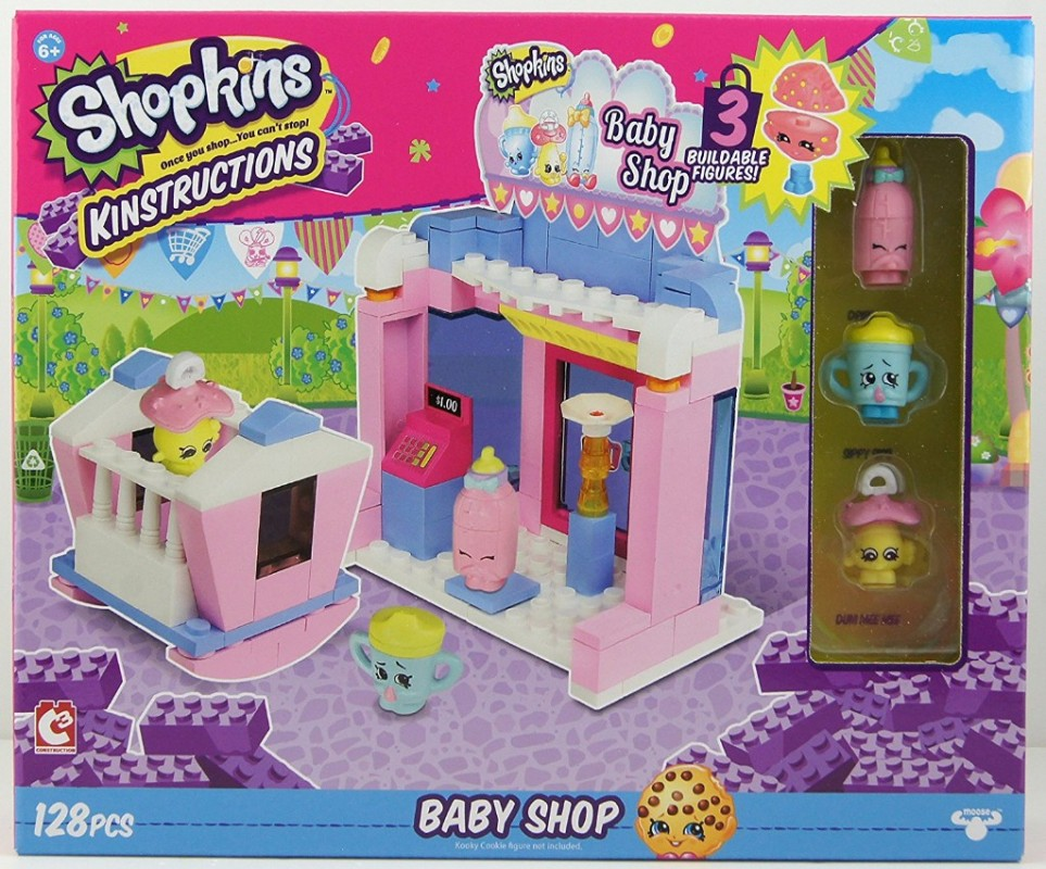 Shopkins Baby Shop
