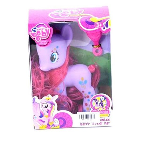 Little Pony With Comb 9232-32