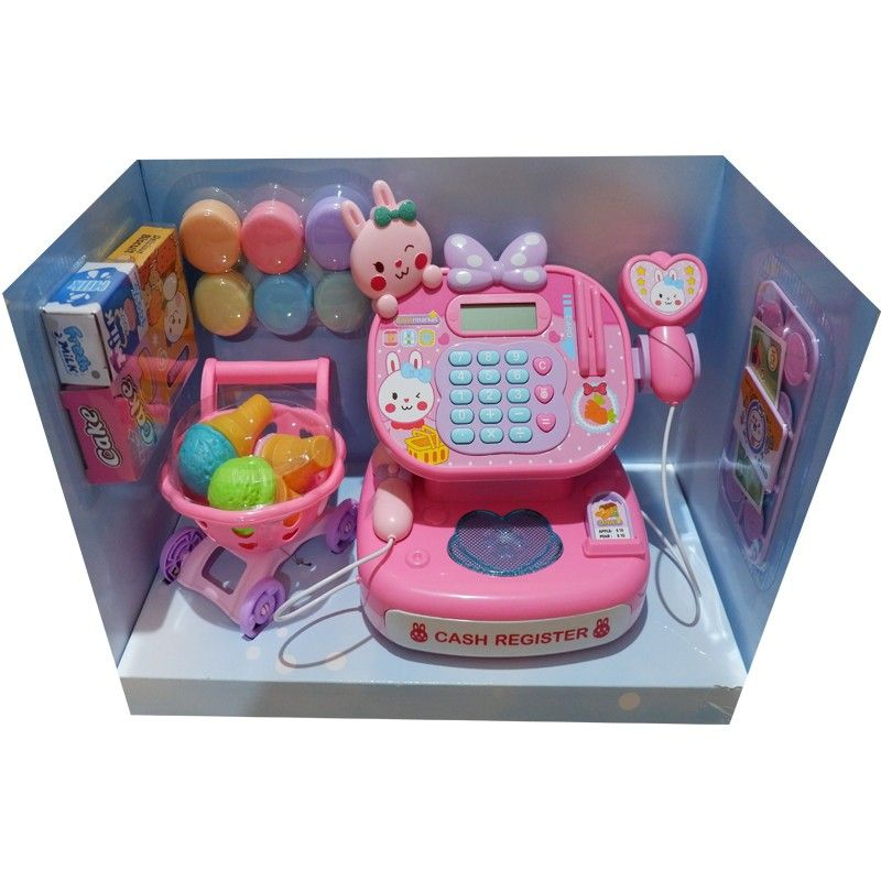 Mini Shop Cash Register YY6001