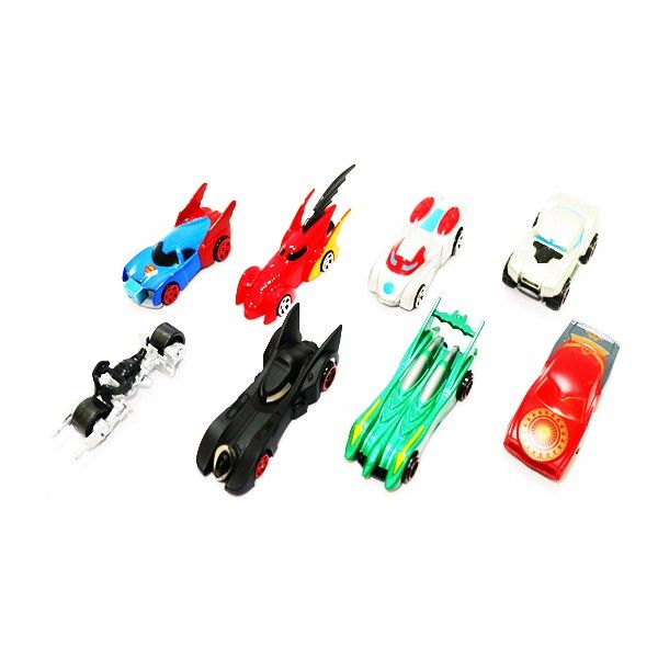 Die Cast Justice League isi 8 pcs