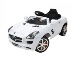 Mobil Aki - Mercedes Benz SLS AMG - WHITE - OFFICIAL LICENSED (Limited Edition)