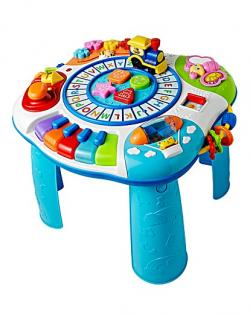 Winfun Letter Train Piano Activity Table 0801