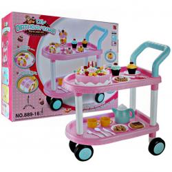 Birthday Cake Trolley 889-15