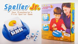 Speller Junior 0601