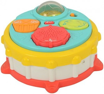 Techno Learning Fun Music Paradise Drum FS35808