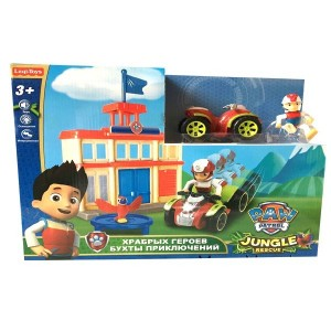 Paw Patrol Jungle Rescue 2056A