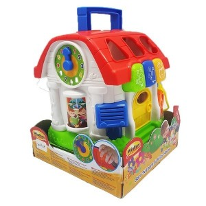Winfun Sort N Learn Activity House