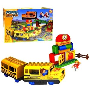 School Bus Block 8603