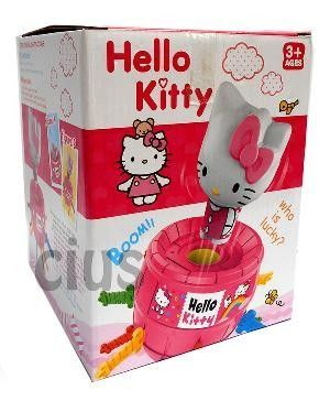 HELLO KITTY BARREL