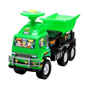 Ride On Truck Bak HT 661 - Hijau