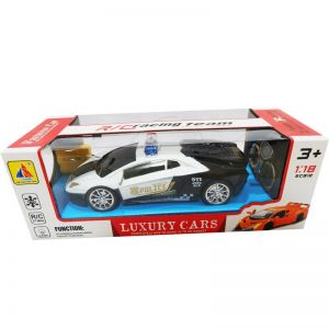RC Racing Luxury Car Police HT37