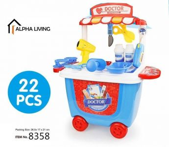 Doctor Set Trolley 8358