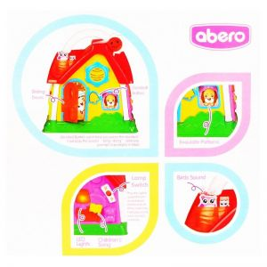 Abero Wonderful Life House QX91106E