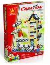 Creation Blok Villa 32053 (546 PCS)
