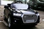 Mobil Aki Audi Q7 - Official Licensed (Body Painted) (BLACK)