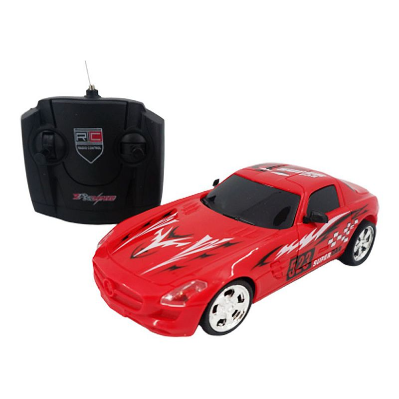 mobil remote control - RC Mad Racing Car CQ601