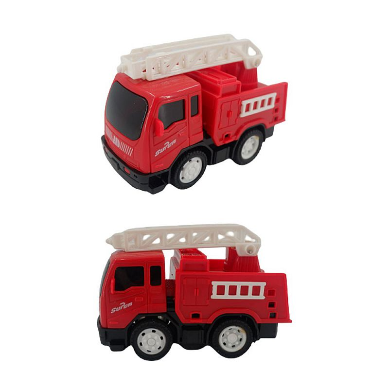 Tomindo mobil mobilan TRUCK CITY - FIRE M3388