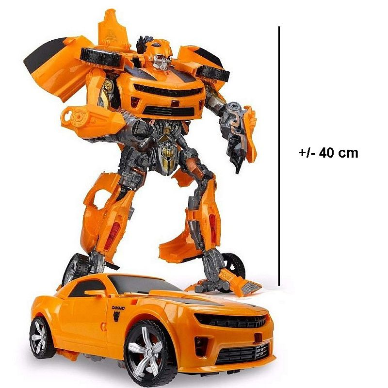 Tomindo Transformer Deformation Robot Bumblebee JUMBO 9988A