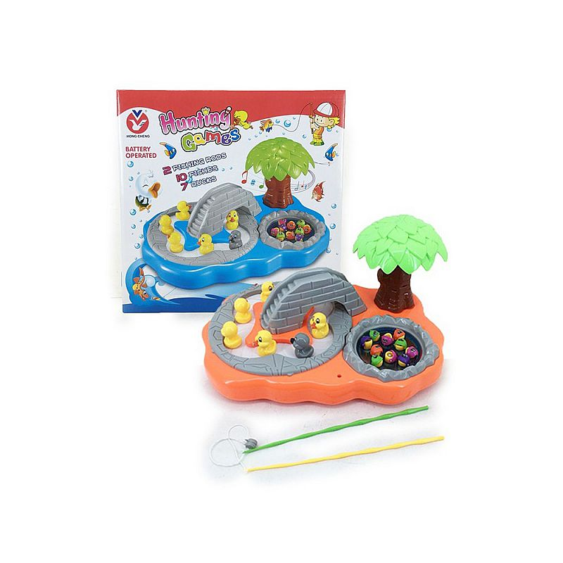 Tomindo Fishing Game - Huting Games 668-26A - mainan pancingan ikan
