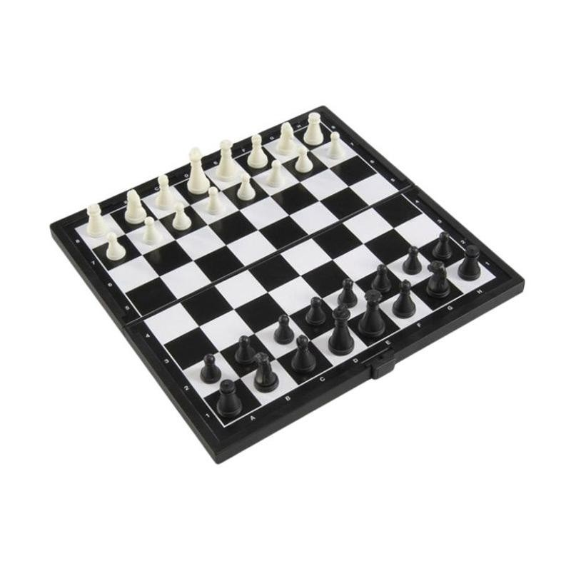 Chess Game - Papan Catur 37 x 37 cm