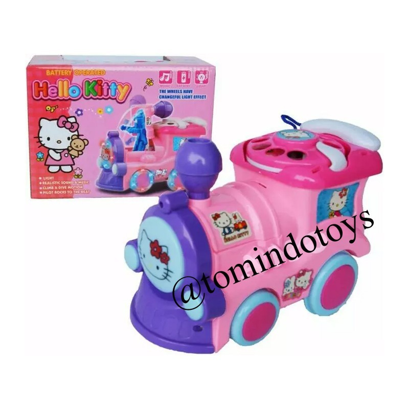 Hello Kitty Train 88888HK