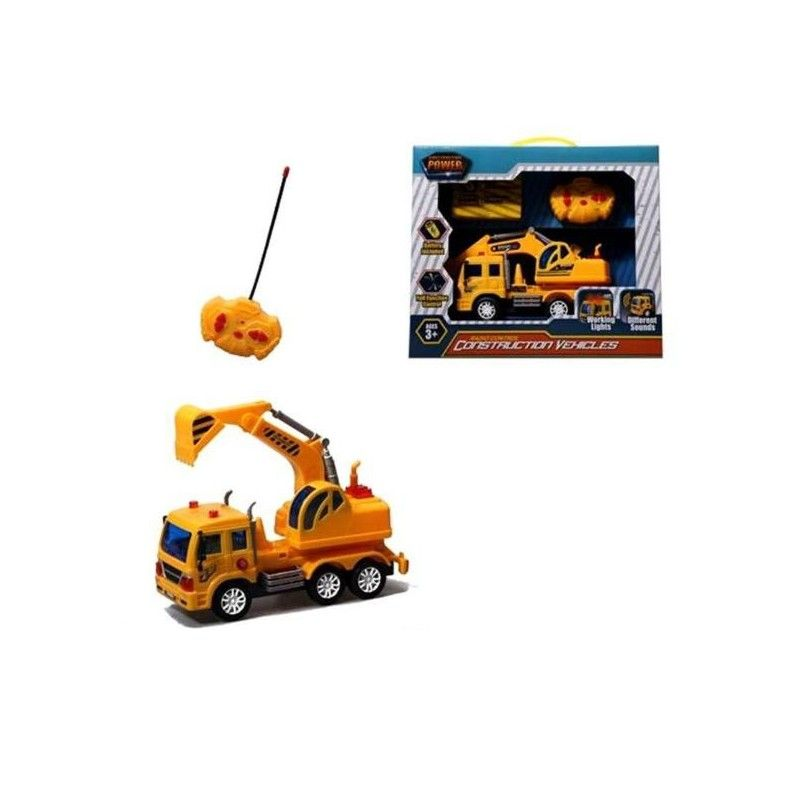 RC Construction Excavator F1601