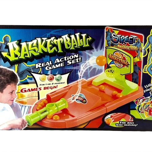 Basketball Game Set 007-14