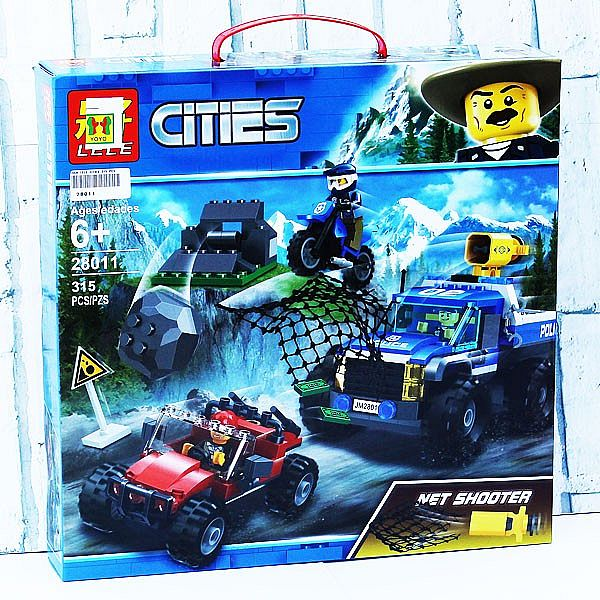 Block Cities isi 315 pcs - 28011