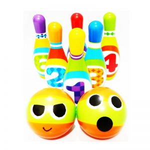 Bowling Set bahan sponge TH1401