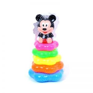 Ring Donut - Stacking Ring Mickey